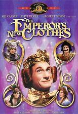 The Emperor's New Clothes (DVD) Sid Caesar, Clive Revill, Robert Morse NEW