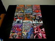 Lot of 18 TRANSFORMERS DW Comic Books Armada #1- #12 The War Within #1- #6