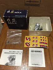 Vintage O.S. Max 15 R/C Complete New in Box 1607