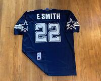 Dallas Cowboys Vintage 90's Emmitt Smith Champion Jersey 52 XXL EUC Rare