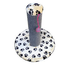Brand New Plush Cat Scratching Tree Pole / Post with ball 56cm ALCT-001