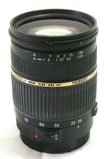 Tamron 28-75mm f/2.8 LD XR Di SP AF (IF) Aspherical lens Canon EF EOS MINT-