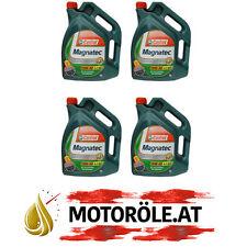 20l 4x 5l Liter CASTROL MAGNATEC 10W-40 A3/B4 MOTORÖL MOTOREN-ÖL