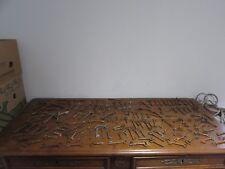 gros lot de plus de 150 clés anciennes de diverses epoques