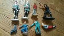 ORIGINAL 1960's CORGI MECHANIC FIGURE with others - 8 in total
