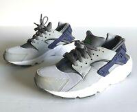 704949-032 Wolf Grey // Cool Grey PS Shoes New Nike Preschool Huarache Run