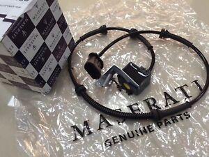 2008-2012 Maserati Quattroporte L.H. Wheel Acceleration Sensor 264470