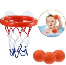Bath Toys For Baby Kids Toddlers Girls Boys 1 2 Year Old Toddler Basketball Hoop