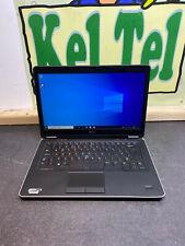 "Dell Latitude E7440 14"" Laptop i5 4300U 2.5GHz 8GB RAM 120GB SSD Windows 10 UK"