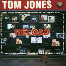 Reload - Tom Jones (2002, CD NEU)