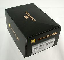 Nikon monarch 10x42 HD ed nitrogen BINOCULARS prismáticos japón premium mercancía nueva New