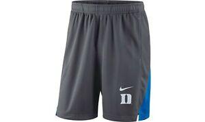 Men's Duke Blue Devils Anthracite Nike Franchise Shorts NWT 2XL XXL