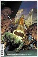 Gotham City Monsters #1 Cho Variant Cvr (DC, 2019) NM