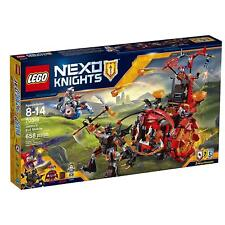 New Lego 70316 NexoKnights Jestro's Evil Mobile 2 Day Get