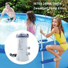 Intex 28604/58604 530 GPH Easy Set Above Ground Swimming Pool Filter Pump System