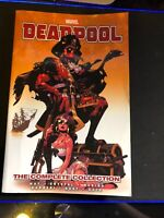 Deadpool The Complete Collection by Daniel Way Volume 2 Marvel TPB