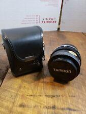 Tamron Adaptall 2 1:2.5 28 mm Lens