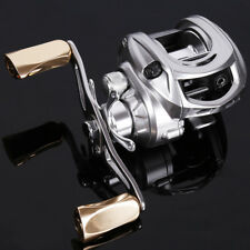9+1 Ball Bearings Right Hand Bait Casting Reels Fishing Reel High Speed 7.0:1