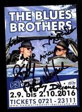 The Blues Brothers Autogrammkarte Original Signiert ## BC 102067