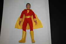 WGSH MEGO RETRO SHAZAM 8 INCH ACTION FIGURE NEW  IN POLYBAG LOOSE