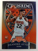 2018-19 Panini Chronicles Crusade Deandre Ayton #543, Rookie RC, Phoenix Suns