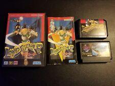 Landstalker Sega Genesis / Mega Drive Japan Import & Black Onyx Nintendo Famicom