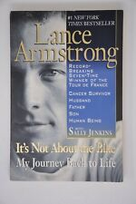 Lance Armstrong It's Not About the Bike My Journey Back to Life paperback book