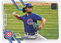 Yu Darvish 2021 Topps Series 1 #60 Chicago Cubs