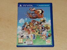 One Piece Unlimited World Red PsVita Playstation Vita (D) **FREE UK POSTAGE**