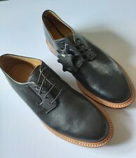 Bostonian Men's Leather No.16 Soft Low Oxford Shoes Size 9 US Black