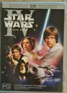 Star Wars - A New Hope (DVD) - Very Good Condition