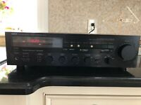 YAMAHA R-5 AM/FM NATURAL SOUND STEREO RECEIVER Perfect Working Condition