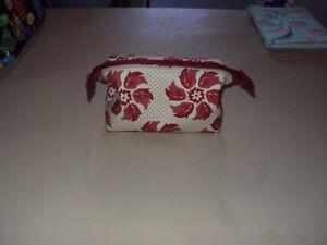small toiletries bag