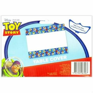 DISNEY PIXAR TOYSTORY TABLE COVER TABLECLOTH PARTY SUPPLIES