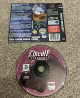 Circuit Breakers Sony PlayStation 1 PS1 Game - Disc - Free P&P