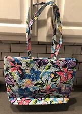 NWT VERA Bradley  * MARIAN FLORAL * Essential Tote / shoulder shopper bag