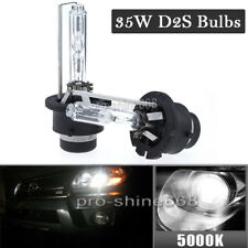 PAIR 1 D2S 5000K AC HID Xenon Headlight Light bulb OEM Direct Replacement 35W AA