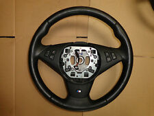 BMW E60 535D AUTO M SPORT 2006 STEERING WHEEL ONLY BREAKING/PARTS