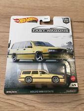 Hot Wheels Fast Wagon Volvo 850 Estate Real Rider