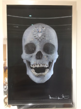 DAMIEN HIRST ~ For The Love Of God / HAND SIGNED & NUMBERED by the artist