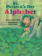 St. Patricks Day Alphabet by Beverly Vidrine
