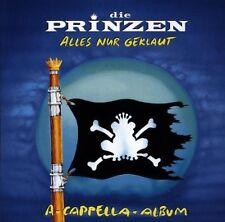 Die Prinzen Alles nur geklaut-A-Capella-Album (1994) [CD]