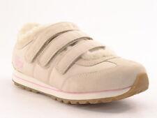 New ROXY Women Fur Casual Comfort Flat Walking Sneaker Athletic Shoe Sz 7.5 M