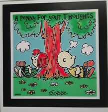 Peanuts ♡ A Penny for your Thoughts ♡ Magnet