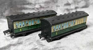 Thomas The Tank Engine Ertl Old Coaches