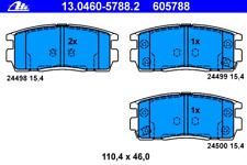 Bremsbelagsatz Scheibenbremse - ATE 13.0460-5788.2
