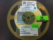 RC0805FR-0782R-YAGEO-2400 PCS LOT, Resistors 82 OHM 1% 0805.
