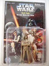Star Wars Die Cast Darth Vader Keychain Damaged Package JC