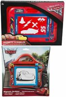 Cars 3 Medium (21.5x15.5) CM Magnetic Scribbler Kids Xmas Gift Play Game 3+y