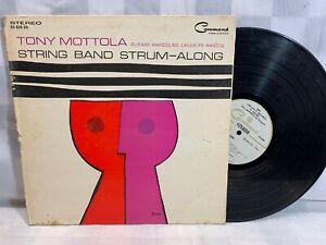 TONY MOTTOLA String Band Strum Along LP Record Album Vinyl